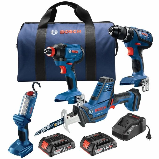 Bosch Multi-Cutter 4 Lames Set Mixte FEIN 2609256978 M
