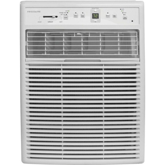 Frigidaire 450 Sq Ft Window Air Conditioner 115 Volt 10000 Btu In The Window Air Conditioners Department At Lowes Com