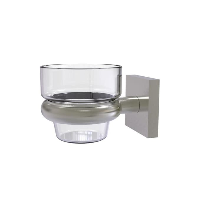 Allied Brass MT-64 Montero Collection Wall Mounted Votive Candle Holder Satin Nickel