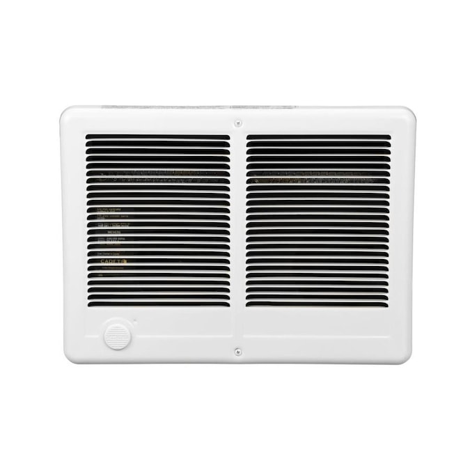 Adjustable Thermostat White Clas Ohlson /® 3-Setting Fan Heater for Home up to 2000 W with Overheating Protection