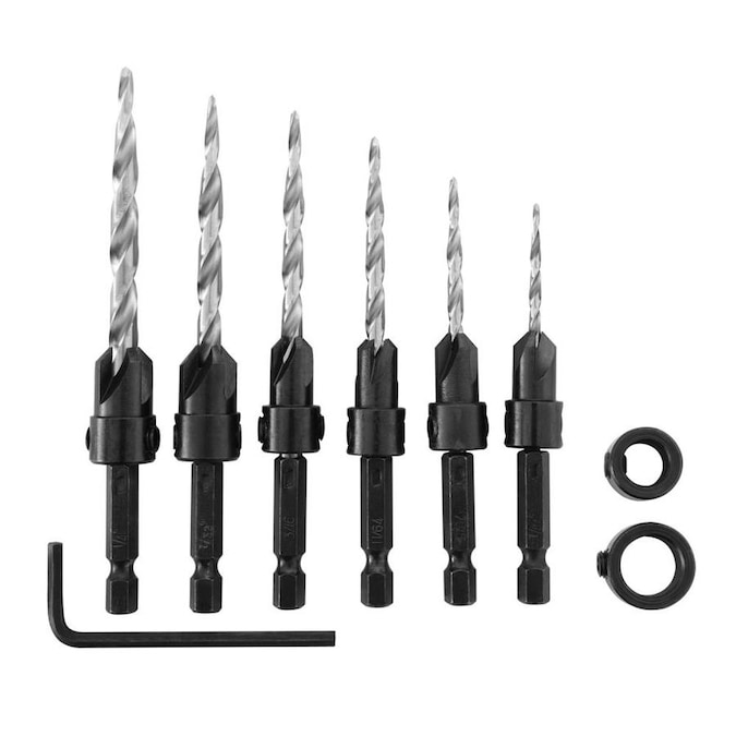 Trend Snappy Replacement Drills 10 pack 9//64in Diameter