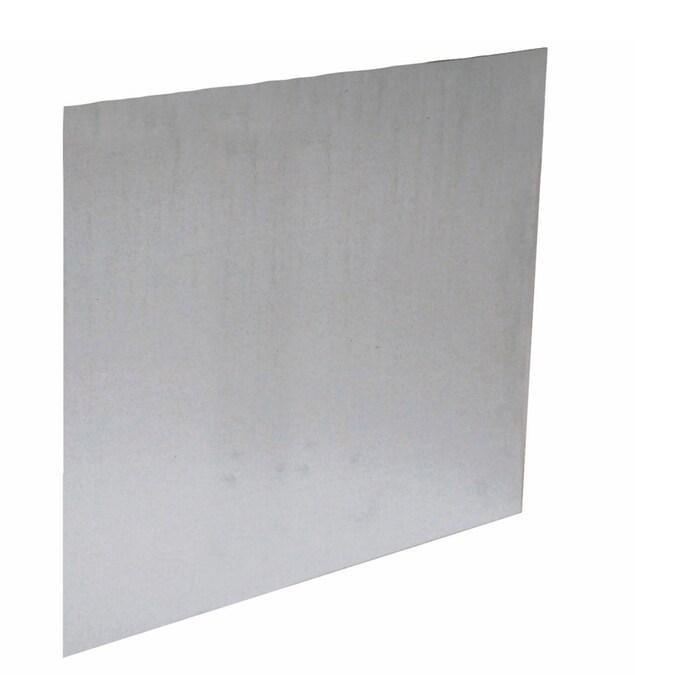 """26 Gauge Galvanized Steel Sheet Metal                24/"""" x 24/"""""""