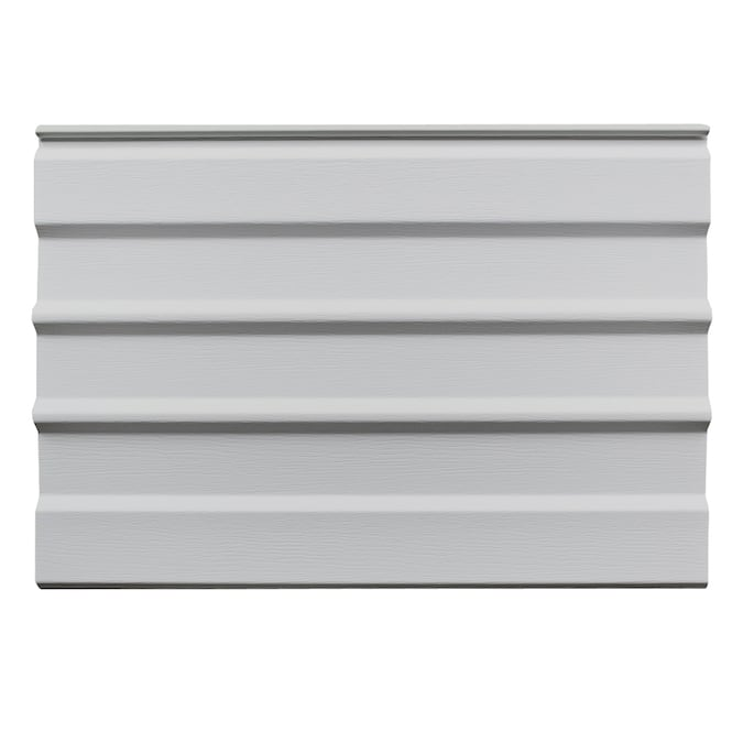 98mm x 16mm Plastic PS Skirting Board Travertine Matt