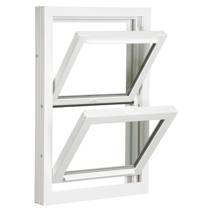 Reliabilt 3900 Series 31 75 In X 53 5 In X 3 25 In Jamb Vinyl Replacement White Double Hung Window Energy Star North Central Zone Energy Star South Central Zone Energy Star Southern Zone In The Double Hung Windows