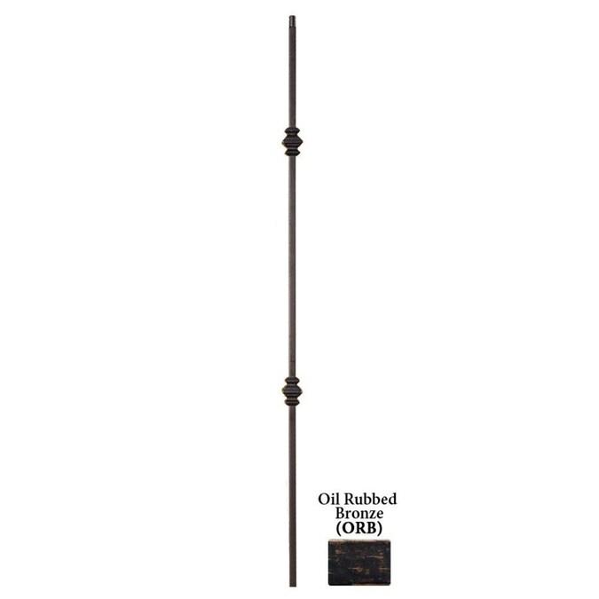 """de long X 24/"""" De Haut Made To Order environ 1.22 m Tudor Rose Fer Forgé Métal balustrade panneaux 4 ft"""