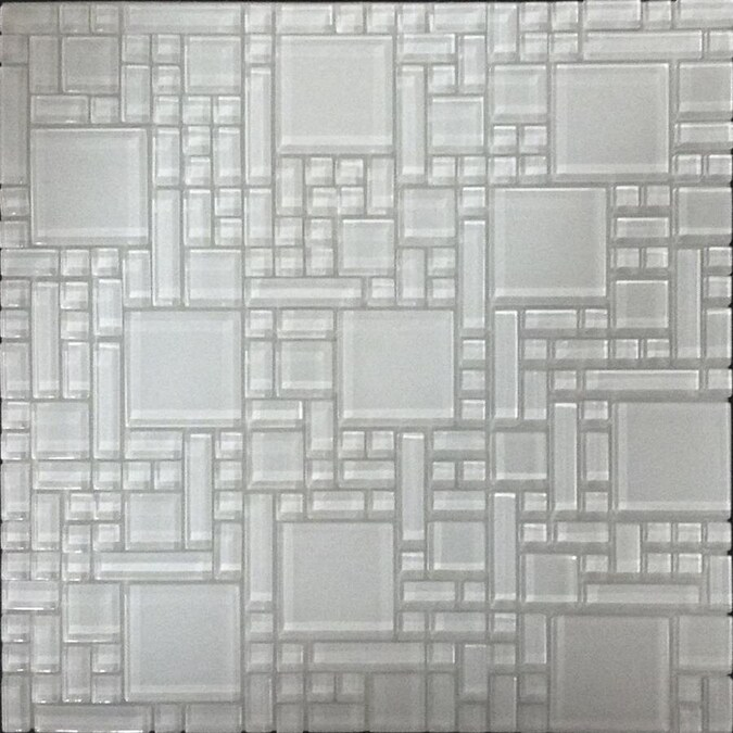 abstract long-lasting Tessae Mosa\u00efque Moderne green handmade in France ceramic wall decoration original Mosaic picture pink /& beige