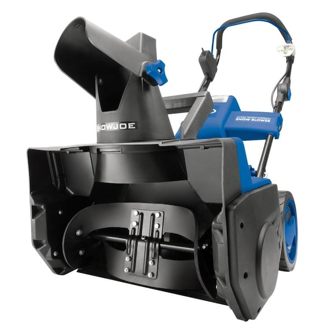 Snow Joe iON15SB-LT 40-Volt iONMAX Cordless Single Stage Snow Blower Kit W// 2.5-Ah Battery and Charger 15-Inch
