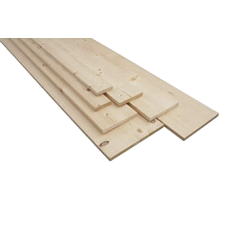 Top Choice 1 x 6 x 8 Whitewood Board