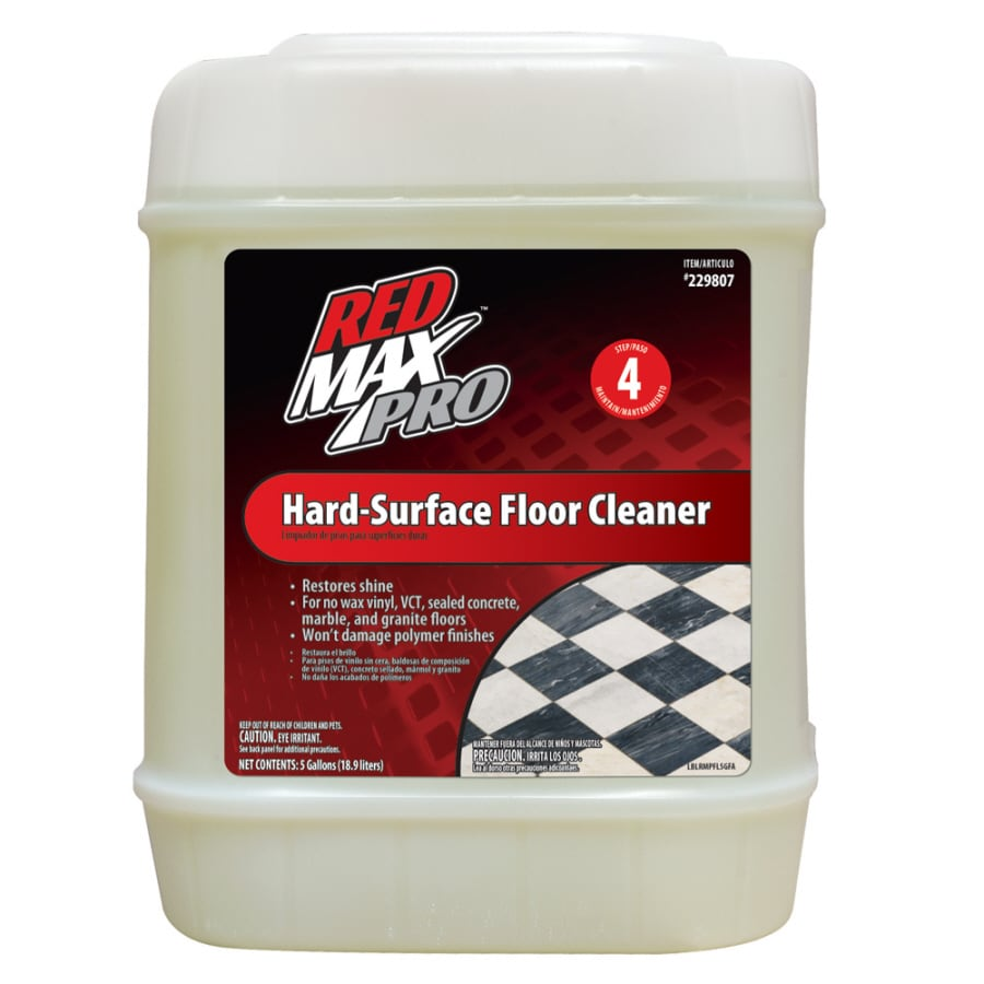 Red Max 640 fl oz Floor Cleaner