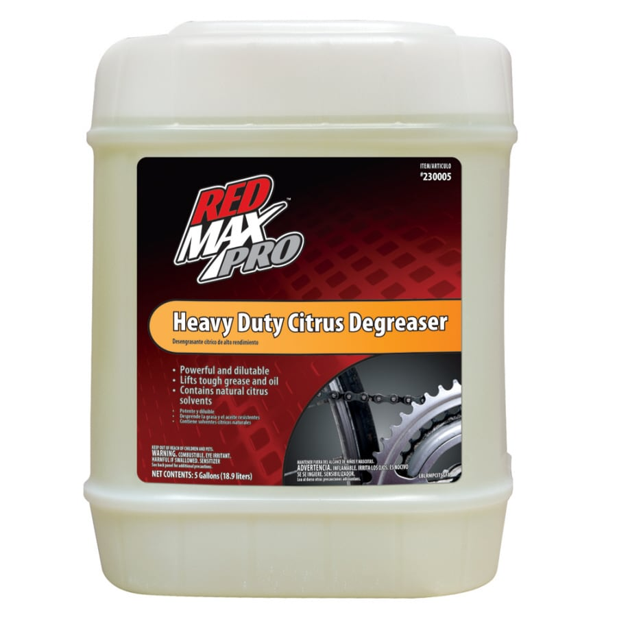 Red Max 5 Gallon Degreaser