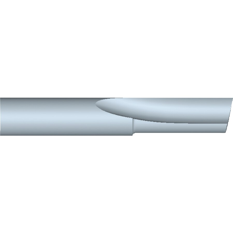 Bosch 1/8-in Solid Carbide Straight Bit