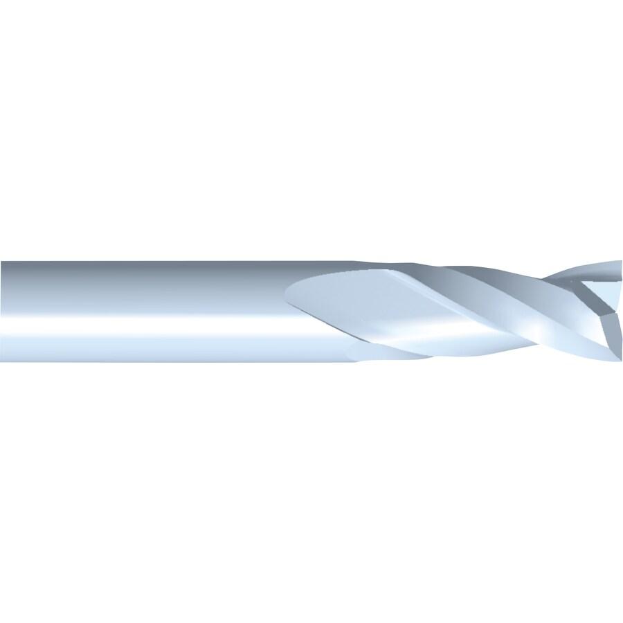 Bosch 1/4-in Solid Carbide Downcut Spiral Bit