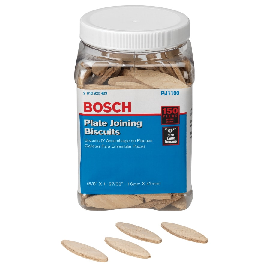 Bosch 150-Piece Biscuit Joiners