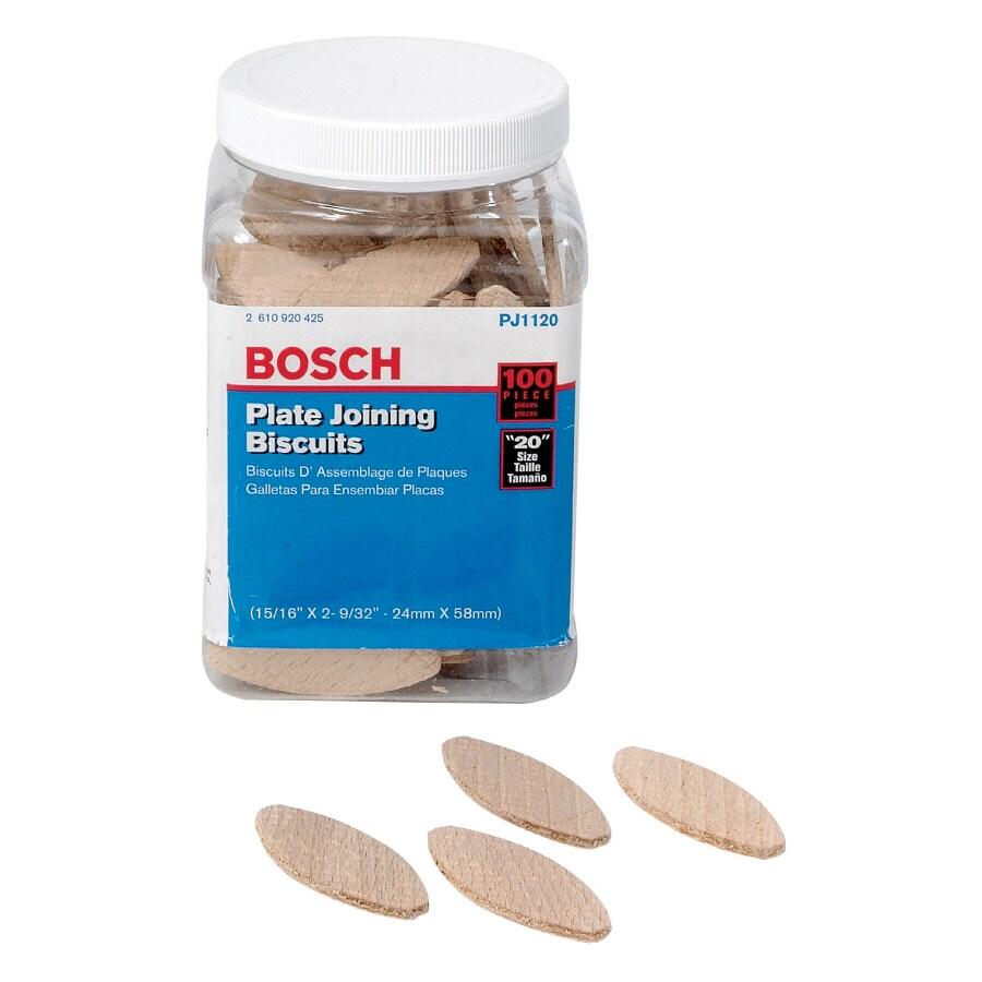 Bosch 100-PieceBiscuit Joiners