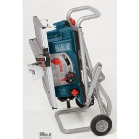 Shop Bosch 10 In Carbide Tipped Table Saw At Lowes Com