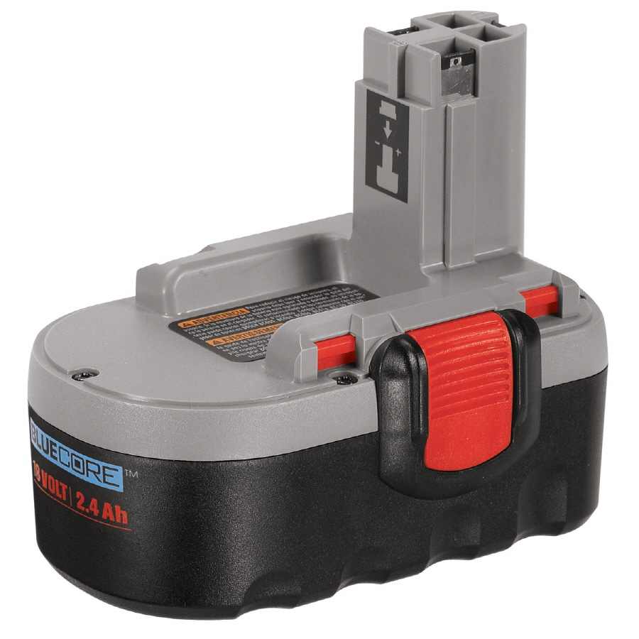 Bosch 18-Volt 2.4-Amp Hours Power Tool Battery