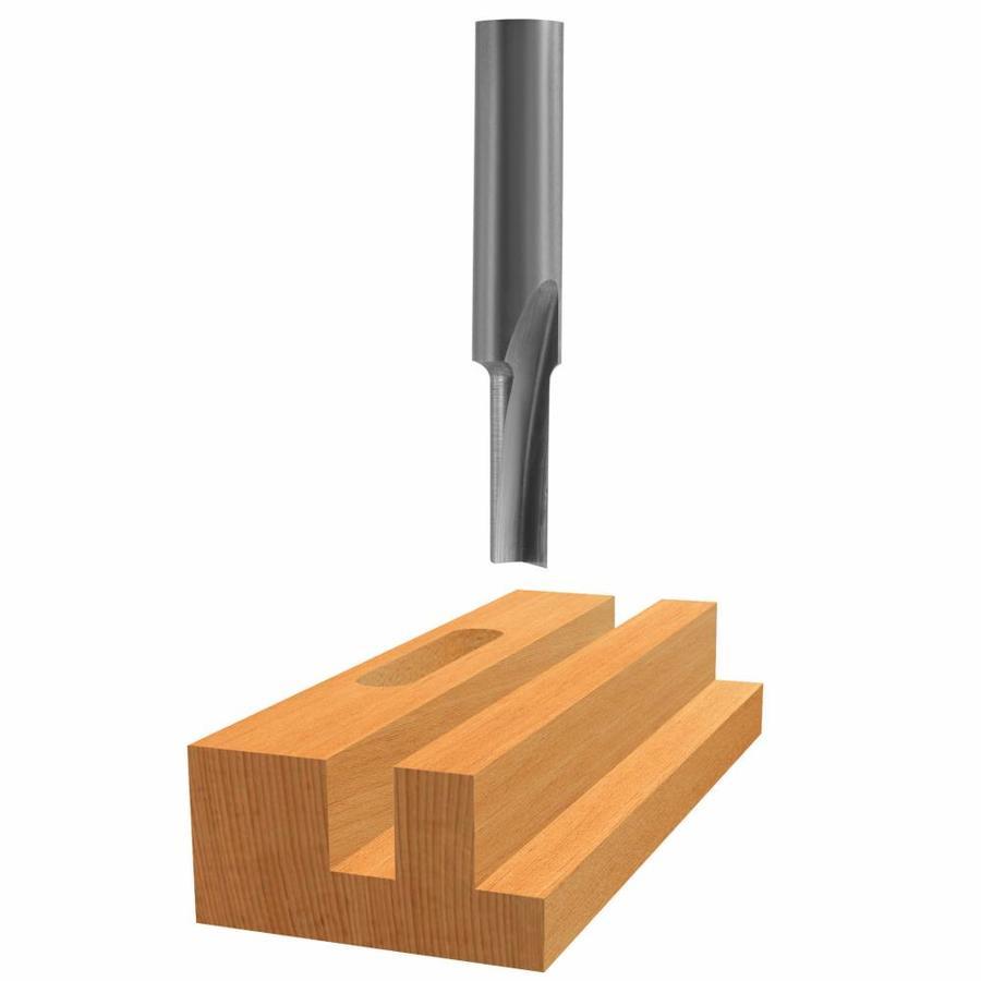 Bosch 1/16-in Solid Carbide Straight Bit