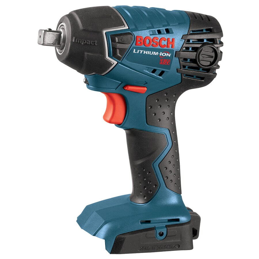 Bosch 18-Volt 1/2-in Drive Cordless Impact Wrench (Bare Tool)