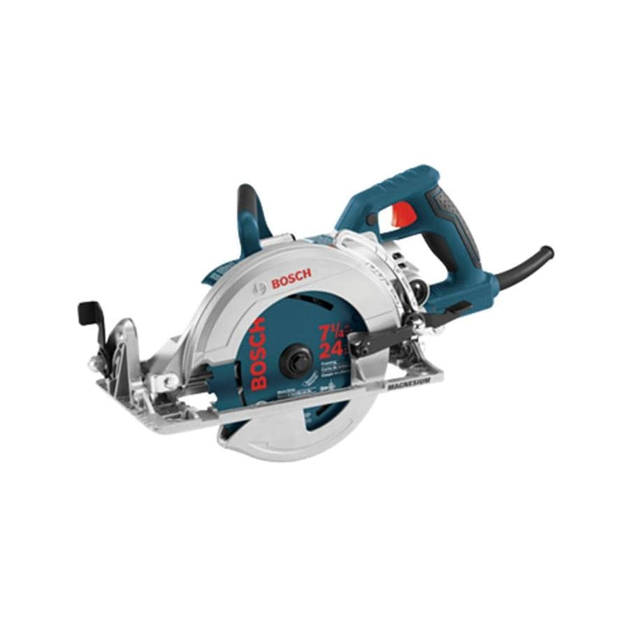 Bosch 15-Amps 7-1/4-in Worm Drive Corded Circular Saw