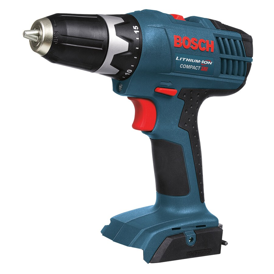 Bosch 18-Volt 3/8-in Cordless Drill (Bare Tool)