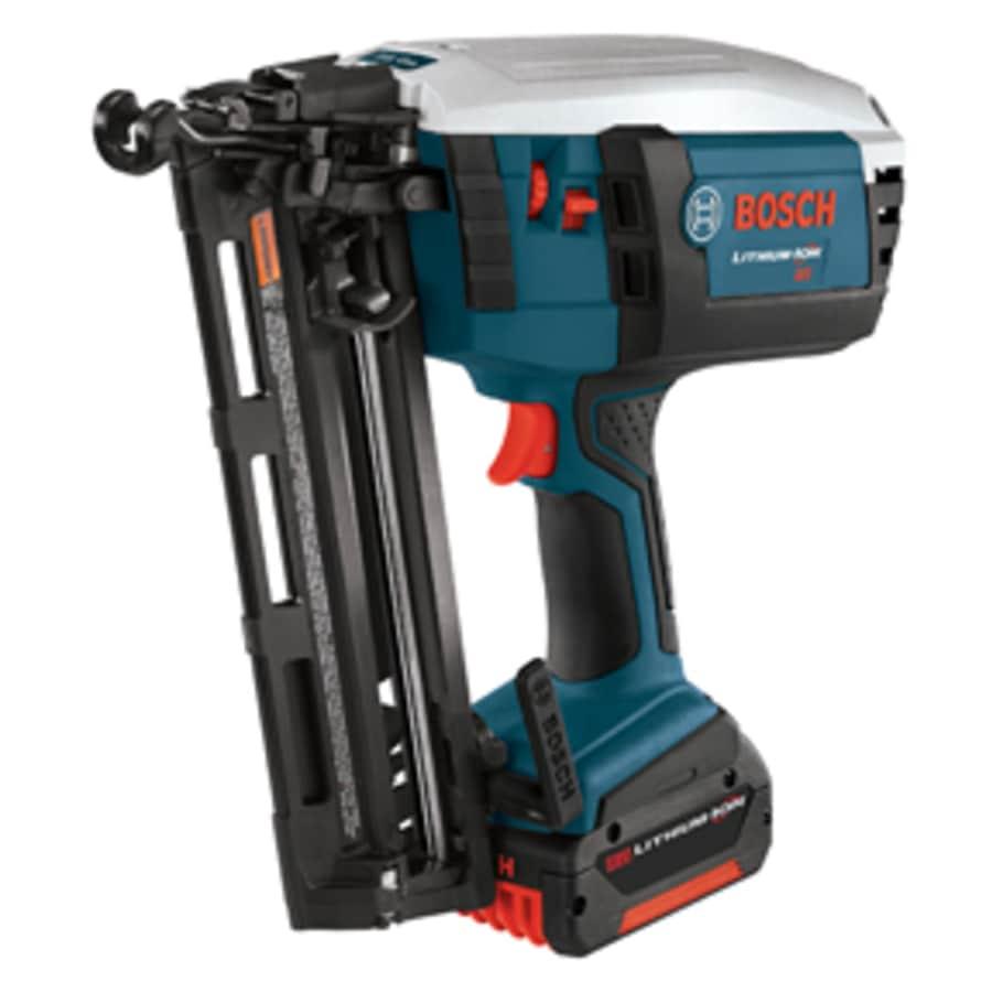 Bosch 17-Gauge 18-Volt Cordless Nailer