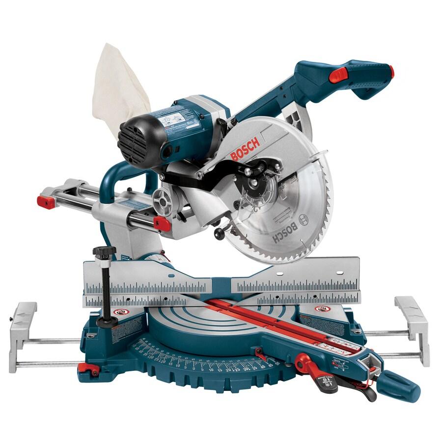 Bosch 10-in 15-Amp Bevel Sliding Miter Saw