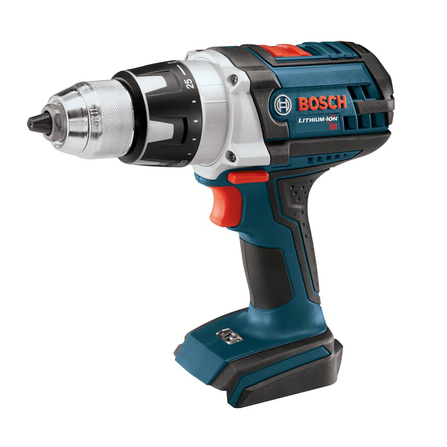 Bosch 18-Volt 1/2-in Cordless Drill (Bare Tool)