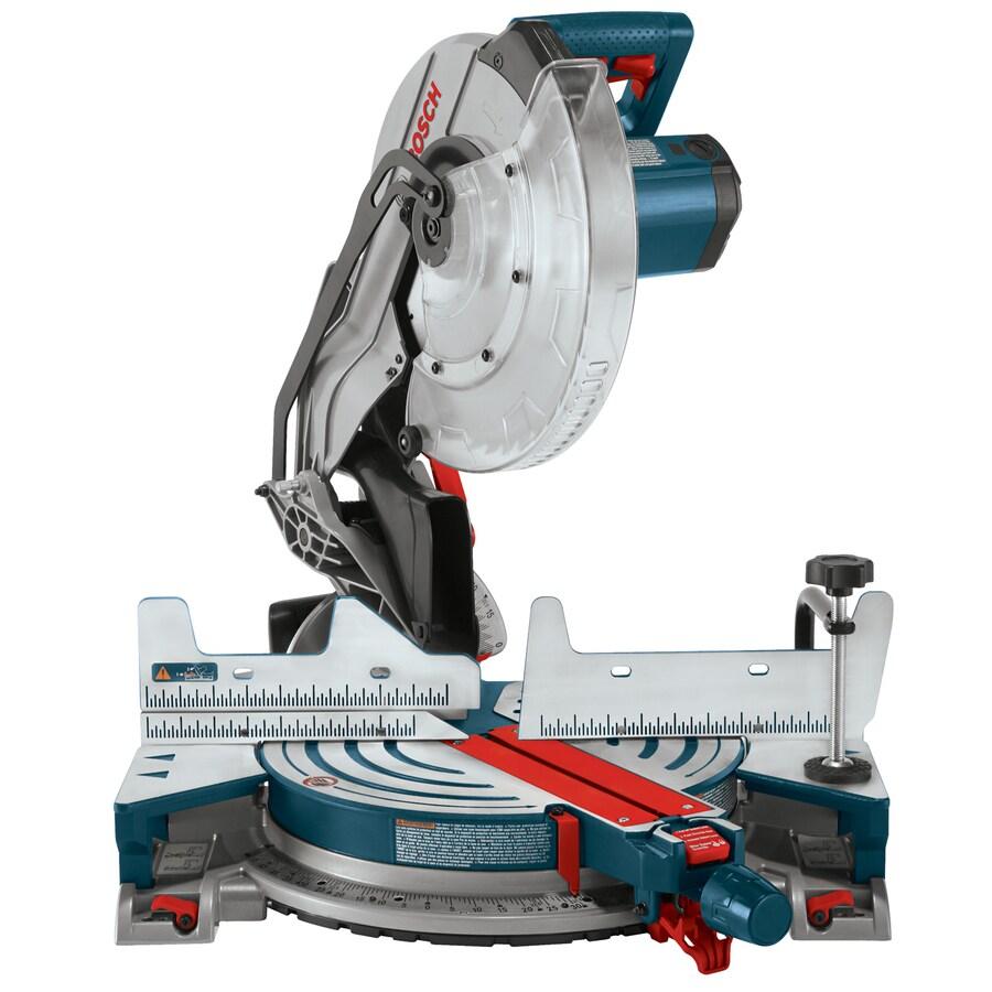 Bosch 12-in 15-Amp Bevel Compound Miter Saw