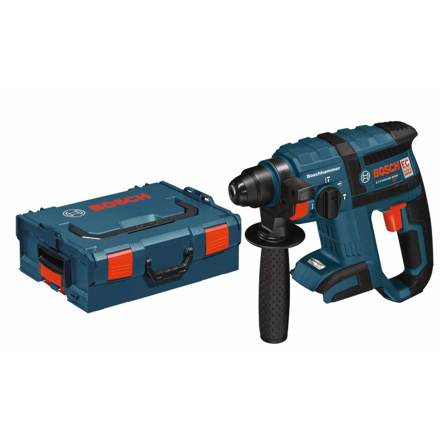 Bosch (Bare Tool) 18-Volt 3/4-in SDS-Plus Variable Speed Cordless Rotary Hammer with Hard Case