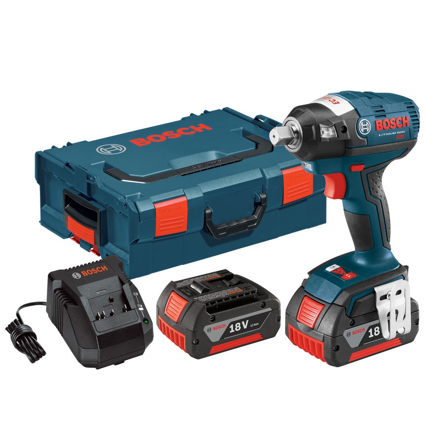 Bosch 18-Volt 1/2-in Square Drive Drive Cordless Impact Wrench