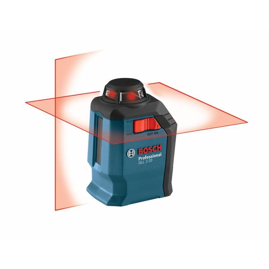 Bosch 65-ft Laser Chalkline Self Leveling Line Generator Laser Level