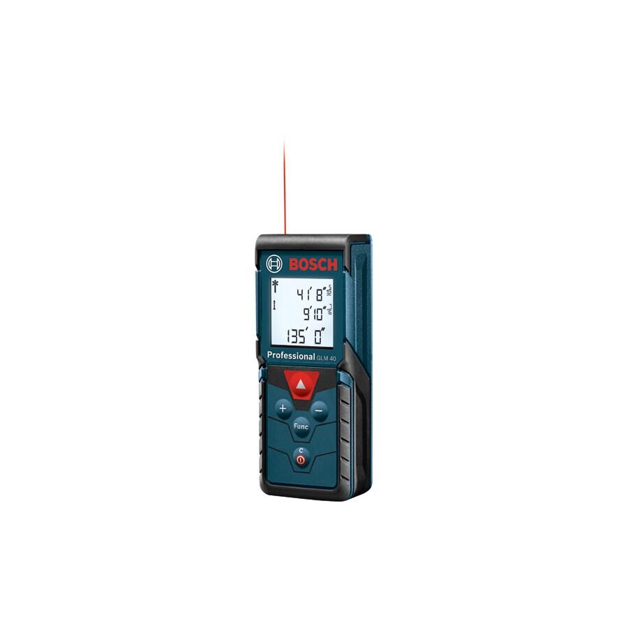 Bosch 135-ft Metric and SAE Laser Distance Measurer