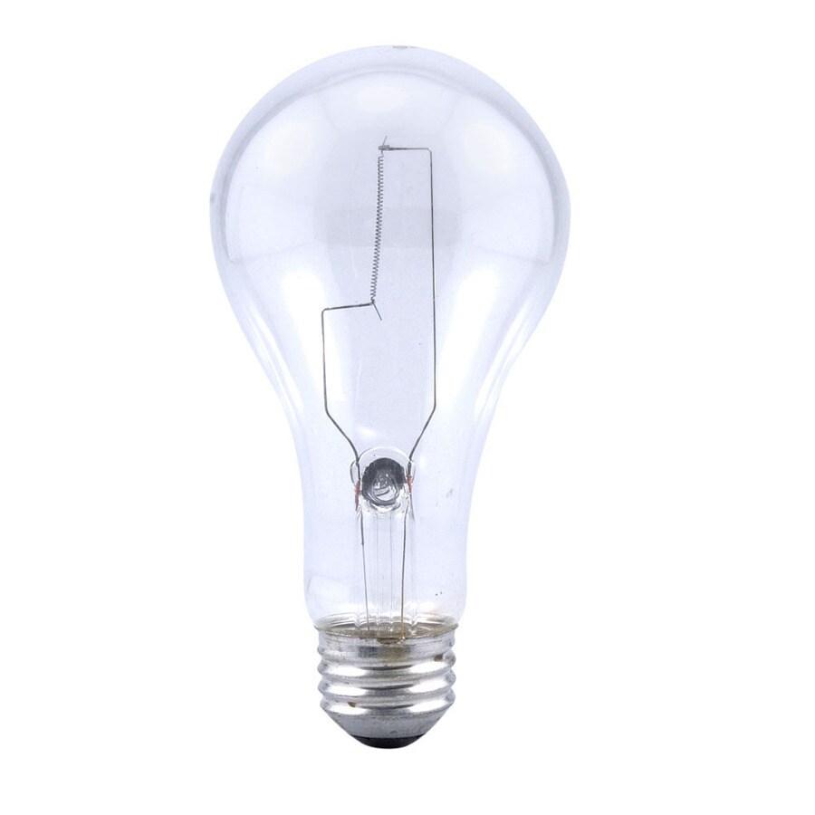 SYLVANIA 24-Pack 135-Watt A21 Medium Base (E-26) Soft White Dimmable Incandescent Light Bulbs