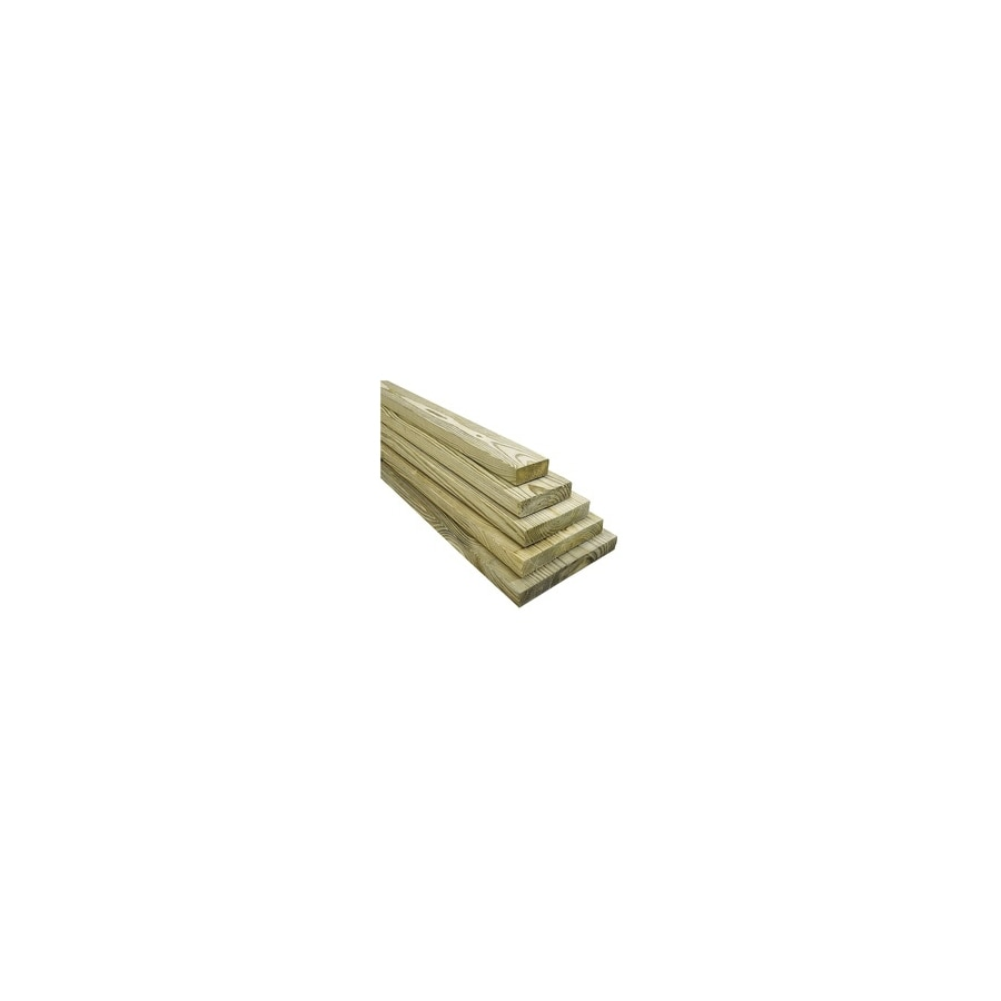 #2 Pressure Treated Lumber (Common: x; Actual: 1.5-in x 9.25-in x 20-ft)