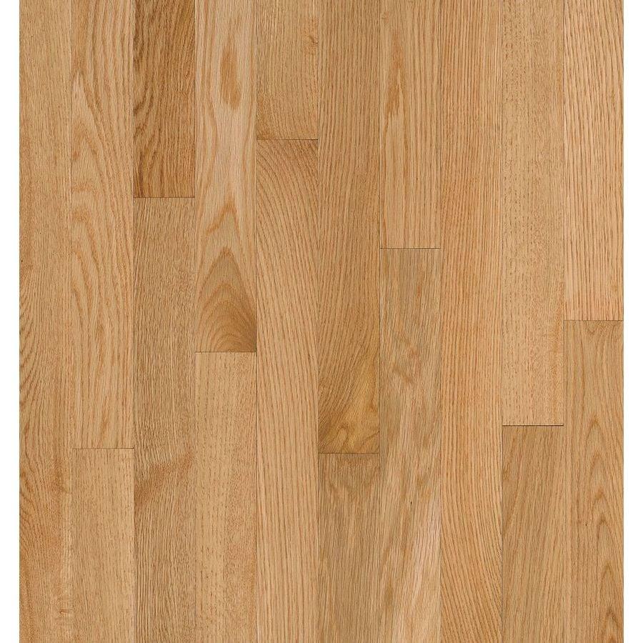Bruce Natural Reflections 2.25-in W Prefinished Oak Hardwood Flooring (Natural)