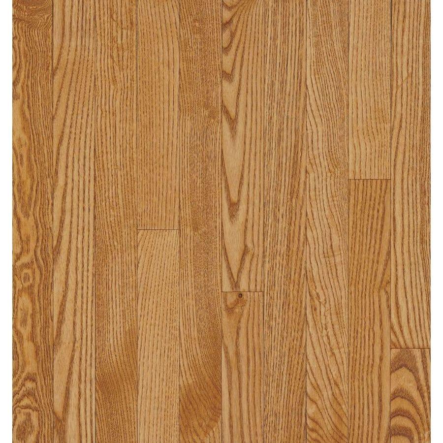 Shop Bruce Barrett Strip W Prefinished Oak