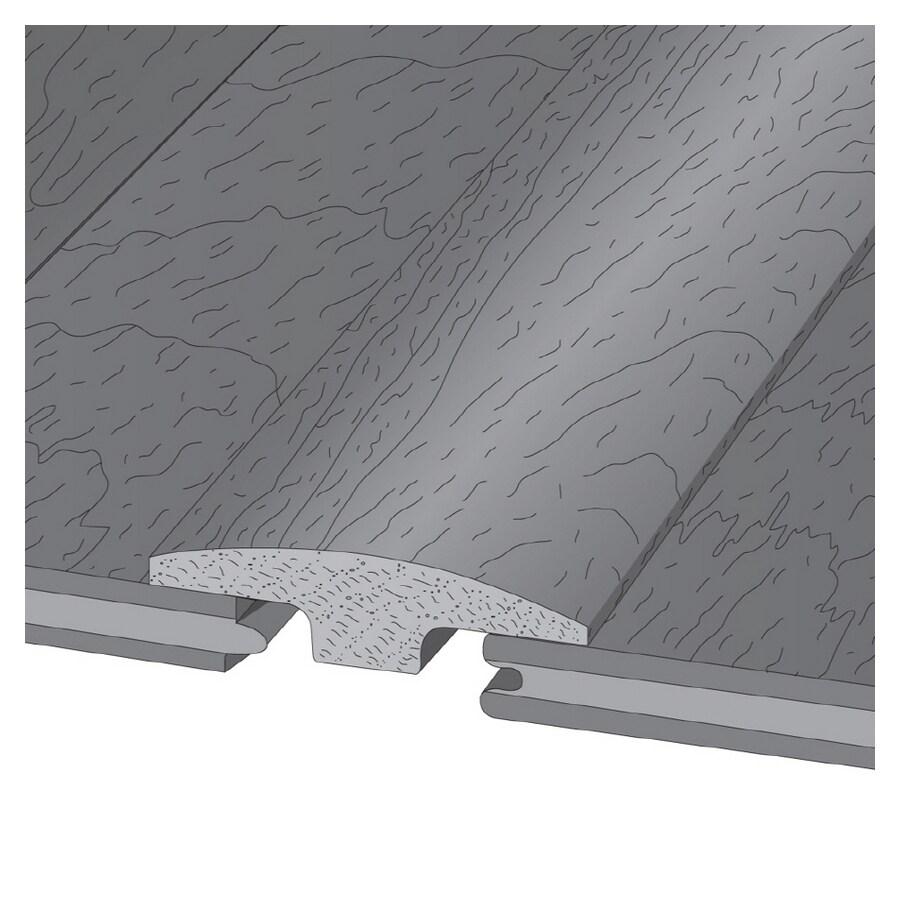 Bruce 2-in x 78-in Ivory T-Floor Moulding
