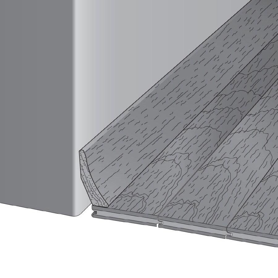 Bruce 1.81-in x 78-in Seashell Oak Base Floor Moulding