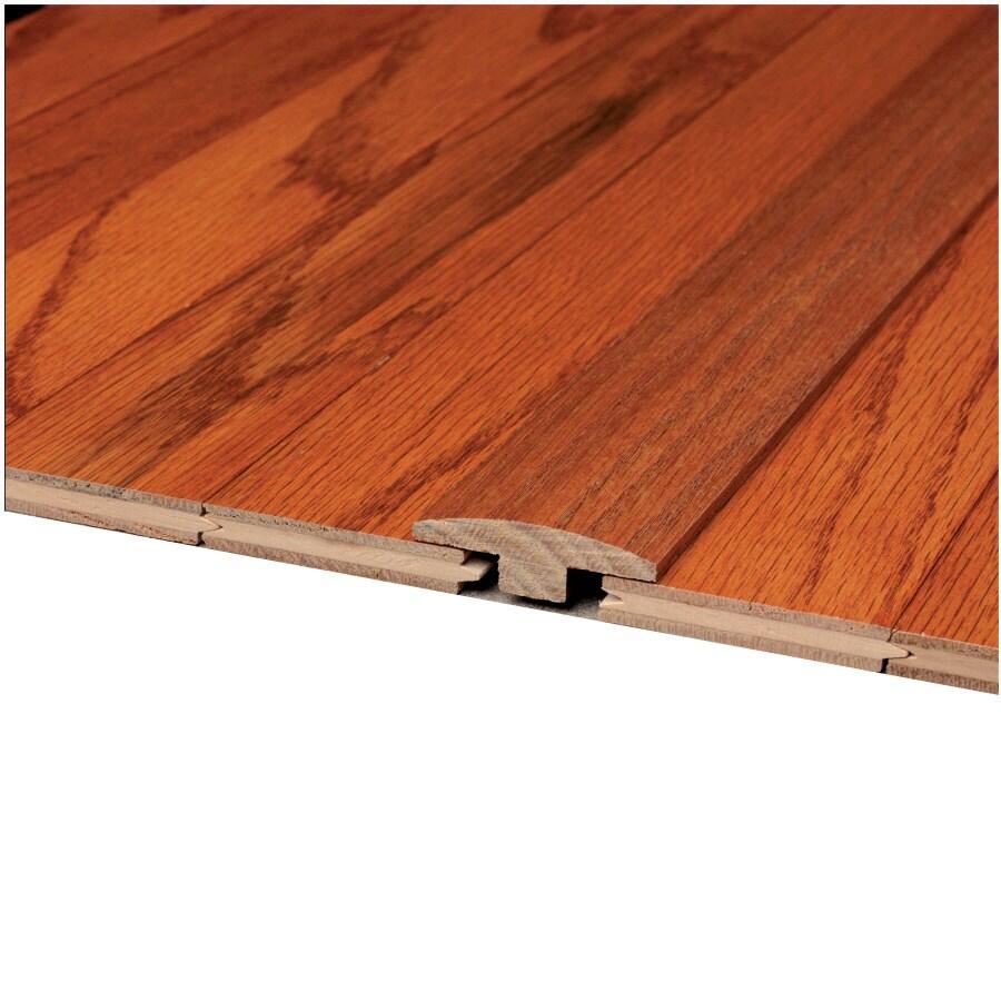 Bruce 0.75-in x 78-in Marsh Oak Quarter Round Floor Moulding