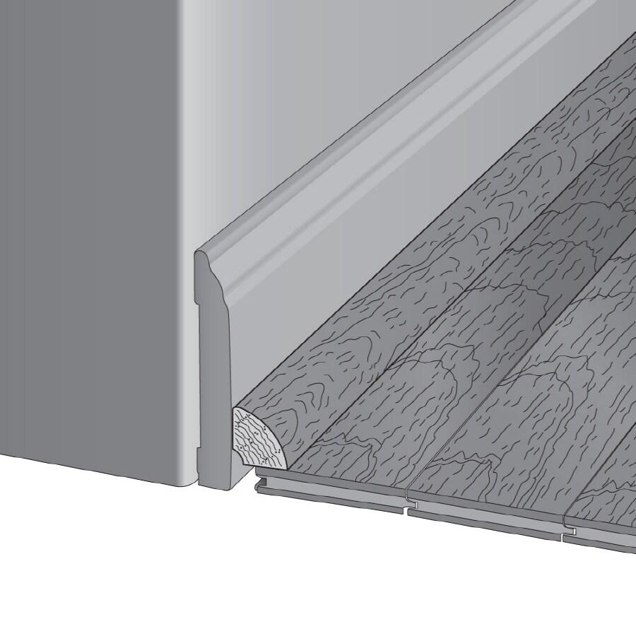 Bruce 0.75-in x 78-in Gunstock Quarter Round Floor Moulding