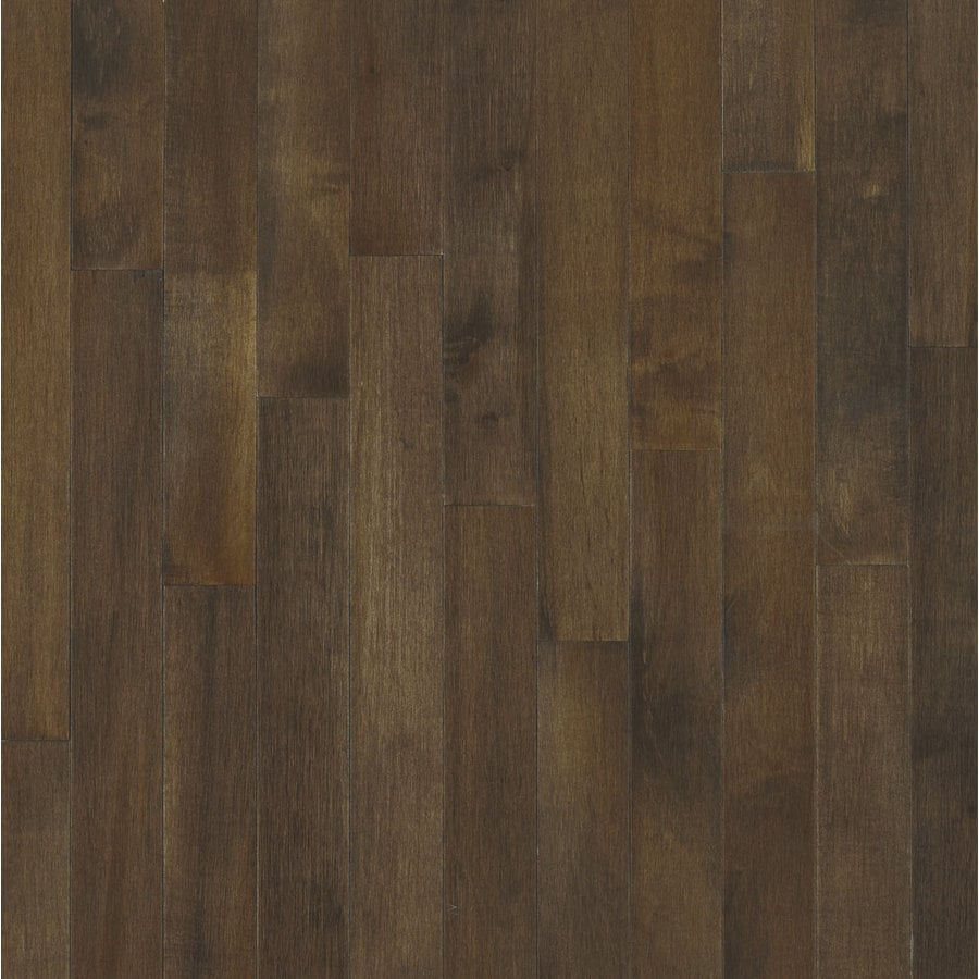 Bruce Kennedale Prestige Plank 3.25-in W Prefinished Maple Hardwood Flooring (Cappuccino)