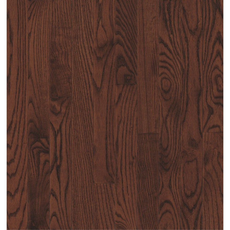 Bruce 3.25-in W x Variable L Ash 3/4-in Solid Hardwood Flooring