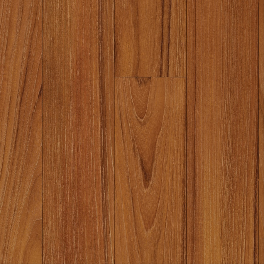 Shop Tarkett 12 Ft W Cayenne Wood Low Gloss Finish Sheet