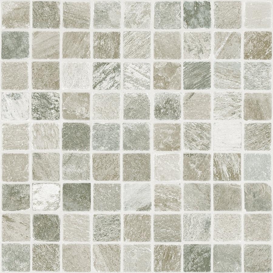 Tarkett 6-ft W Desert Grey Stone Low-Gloss Finish Sheet Vinyl