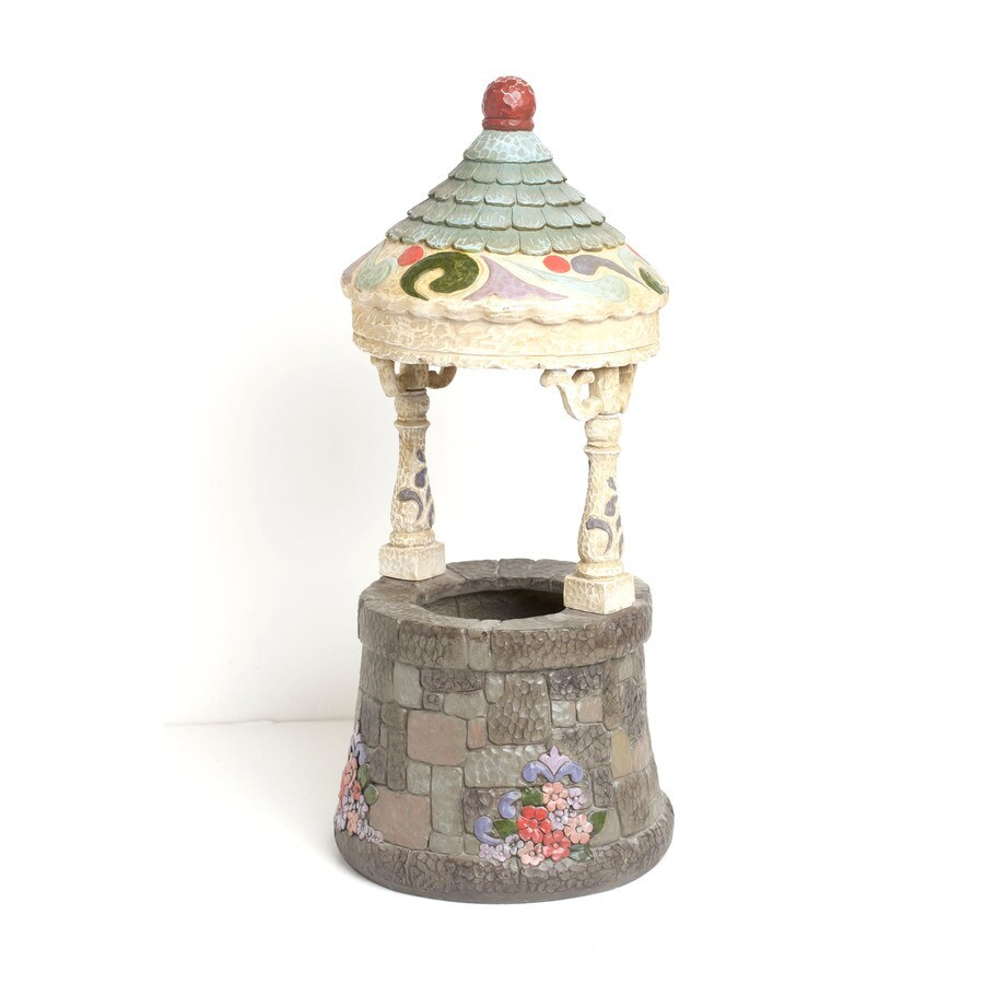 Jim Shore JS Large Wishing Well