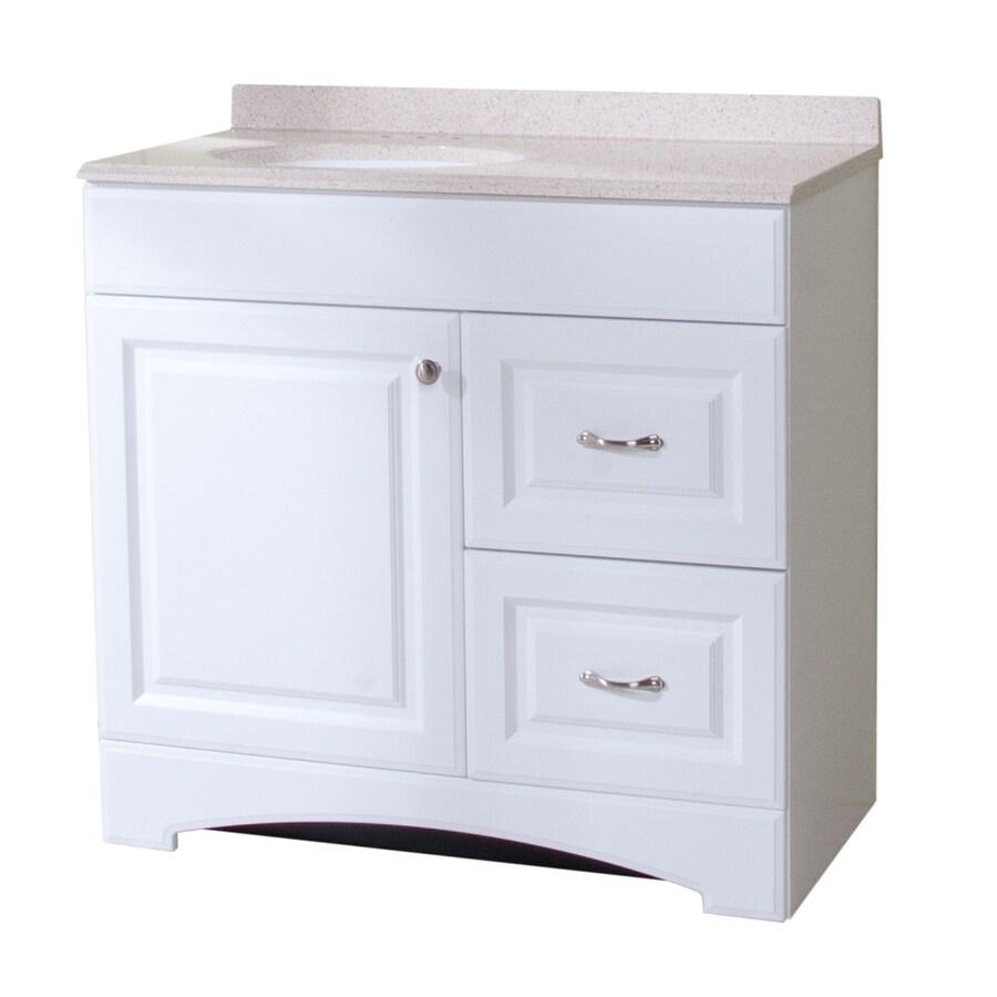 Bathroom Vanity 36 X 18 bathroom vanity 36 x 18 bathroom 36 energia fvn5092pw white modern