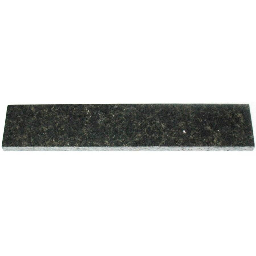 allen + roth 20-1/2-in L x 4-in W Granite Bathroom Splash Bar