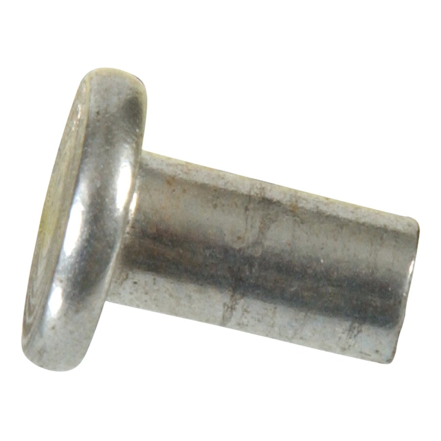 The Hillman Group 100-Pack 5/32-in Steel Rivets