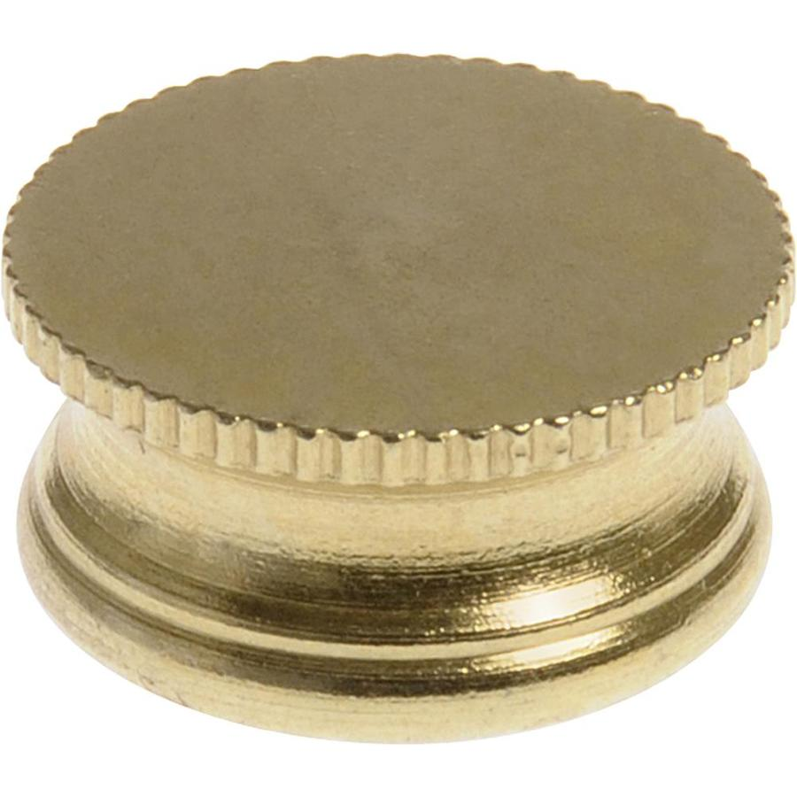 The Hillman Group 10-Pack Brass Lamp Finials