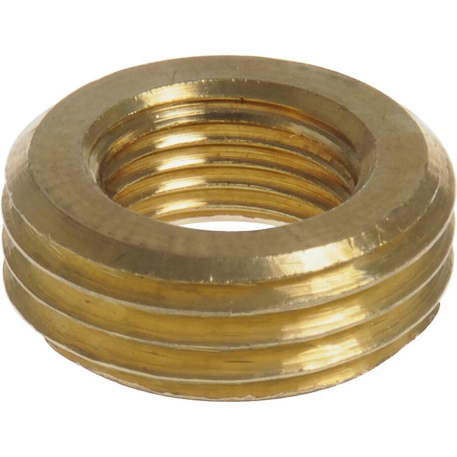 The Hillman Group 5-Pack Brass Lamp Finials